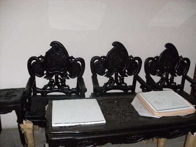 黑檀木家具一套_黑檀木家具一套拍卖_竞价_价格_交易