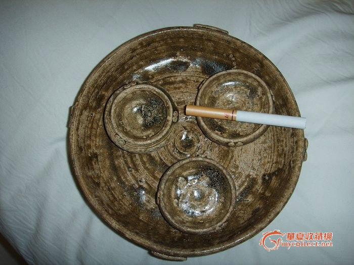 西周原始青瓷器