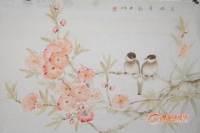 小写意花鸟画图1-在线竞价-图片|图库|价格