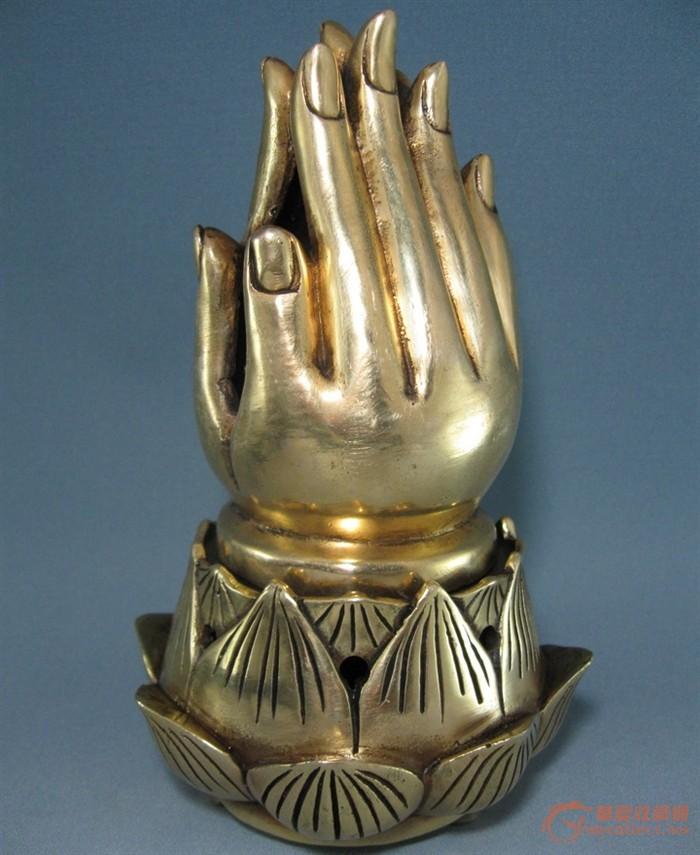 铜器熏香炉图1-在线竞价-图片|图库|价格