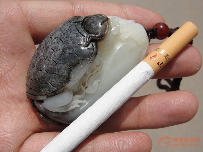 �和田玉坊� 俄籽 龙龟