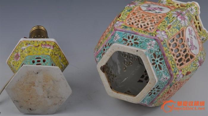 陶艺动物镂空艺术品