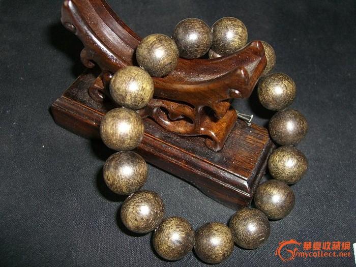 沉香木精品佛珠手链;图1-在线竞价-图片|图库|价格