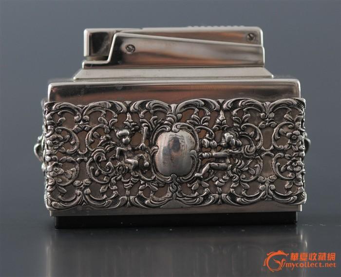 欧式古董打火盒
