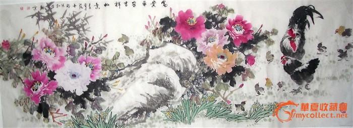 国画家王长纯艺术简介   王长纯(长存),1952年生于沈阳,祖籍图片