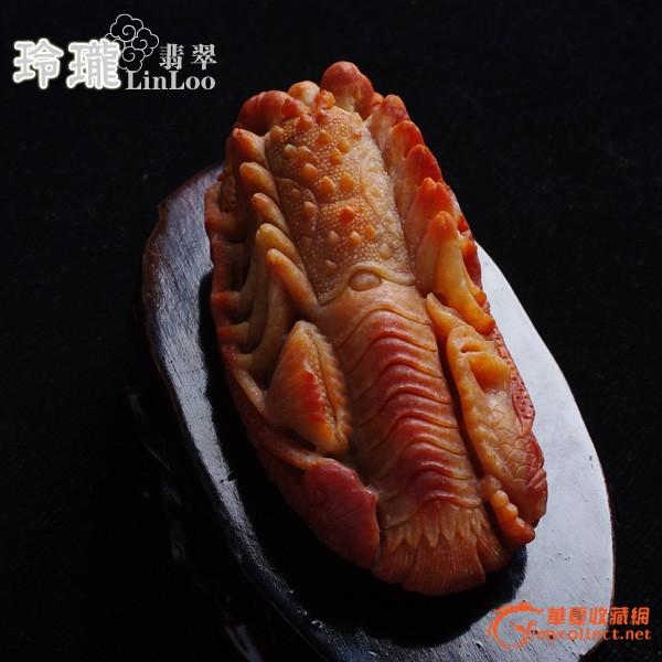 龙虾仿生设计手绘图