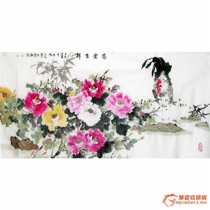 尺寸138cm*70cm   简介: 国画家王长纯艺术简历 王长纯(长存),1952年图片