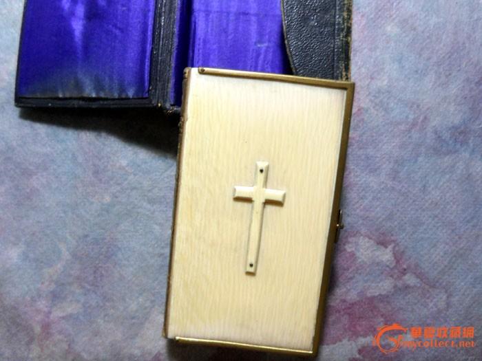 带十字架圣经纹身素材分享展示