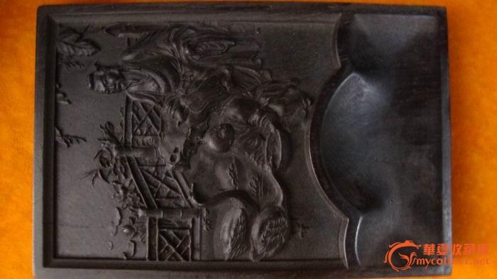 老乌木砚台图1-在线竞价-图片|图库|价格