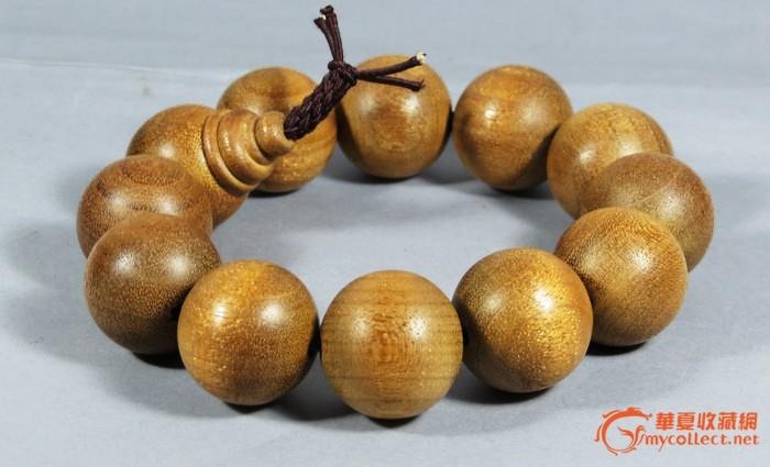 【皇家专用木材】金丝楠木满金星手链