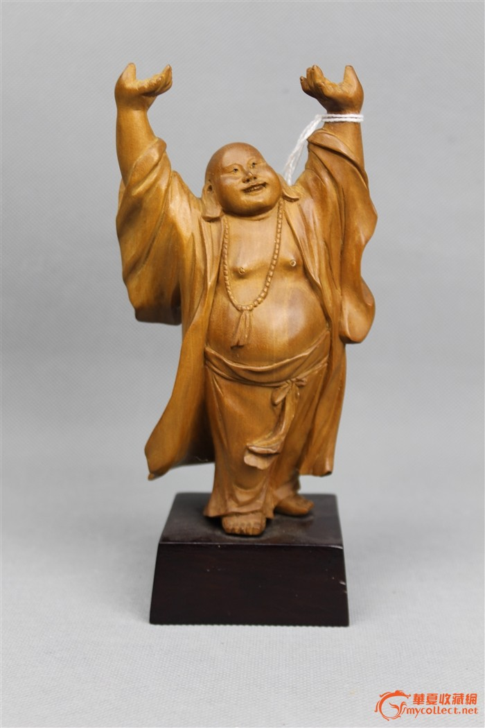木雕罗汉像图1-在线竞价-图片|图库|价格