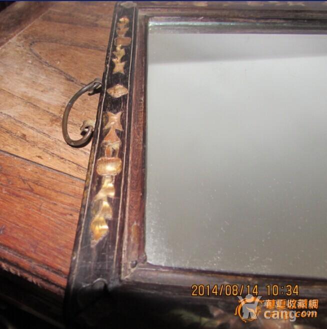 红木典范 晚清挂镜 【镶�挂镜 超值分享】图8