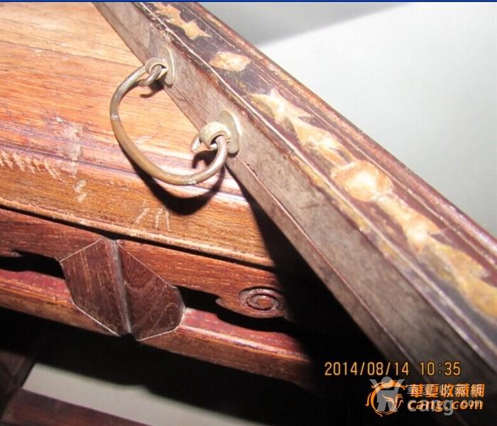 红木典范 晚清挂镜 【镶�挂镜 超值分享】图9