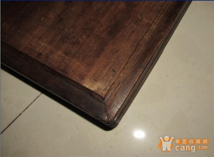 苏工。起线榉木方形茶盘图4