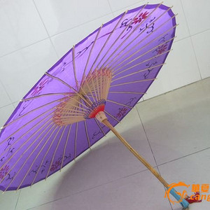 老物件   竹架晴雨伞