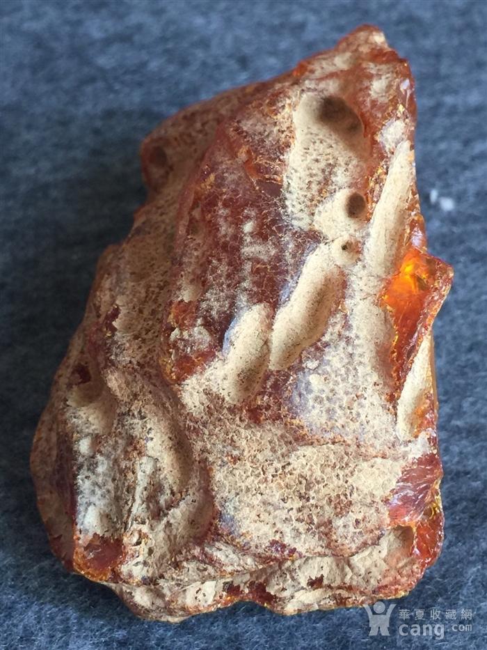 8057 老蜜蜡原石 图2