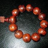 海黄油梨虎皮纹手串