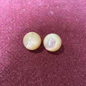 2#【清代】鱼骨对珠
