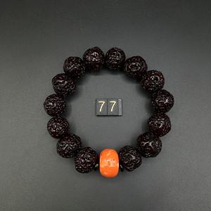 77#【老金刚】料珊瑚手串