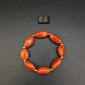 69#【西亚老珠】手串