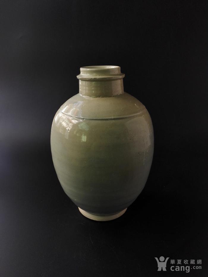 【重量级】宋 青白釉广口梅瓶
