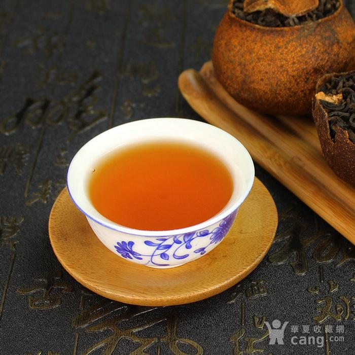 【09年产七年陈柑普茶,特价10元/个,多拍多发】编号11593图5