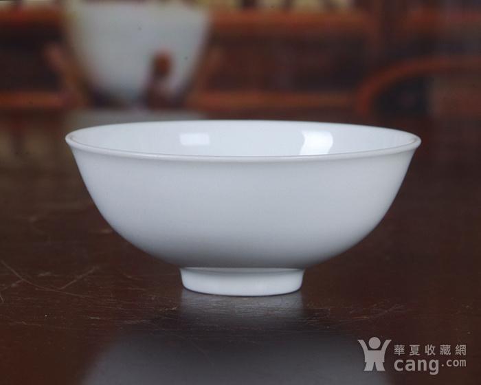 景德镇文革老厂瓷 �{白泥�{白釉滑石子全手工拉坯茶杯 茶盅图3
