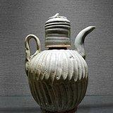 宋代条纹工酒壶