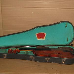 文革小提琴