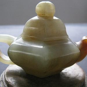 【文房小品】六边型玉水滴