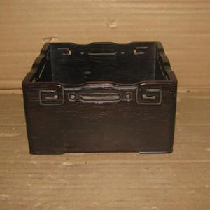 紫檀文方盒