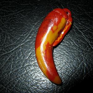 (联盟)精美战国红辣椒挂件