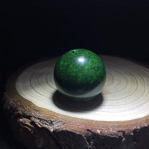 【联盟】古法呛色,虬角20mm大尺寸佩珠