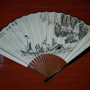 【联盟】柯继志——赤壁怀古成扇