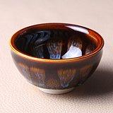 玳瑁天目茶碗