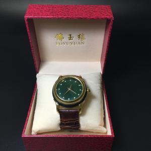 【尊贵大气】和田碧玉手表一只