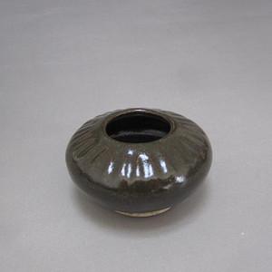 《联盟》文房小精品 元代茶叶沫釉水盂
