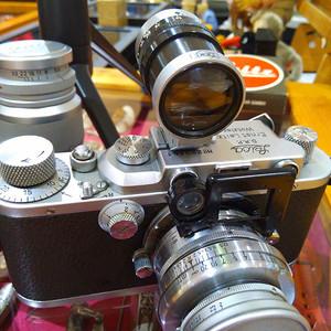 【季度大拍】德国Leica徕卡IIIa(G)型旁轴相机
