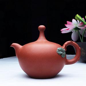 【金牌】紫砂大师季益顺(研高)作品:滴水之恩