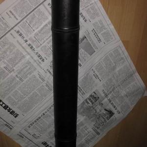 不错的老红木,书画筒子。高68厘米