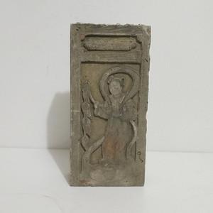 (联盟)清代彩色人物砖雕