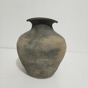 (联盟)汉代文字异形陶罐
