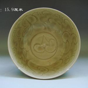 【季度大拍】北宋越窑划花碗