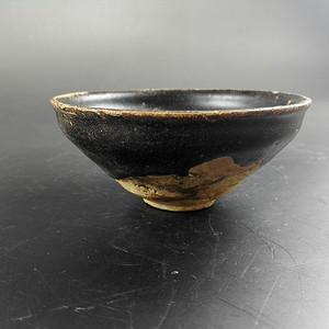 【金牌】宋代建窑系黑釉茶盏