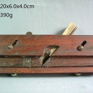 老红木 木匠切窗楞老耙子