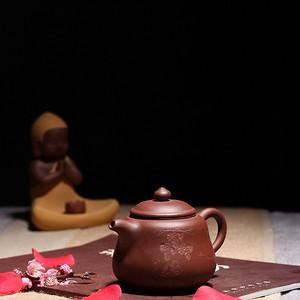 【联盟】紫泥葫芦壶——周婷