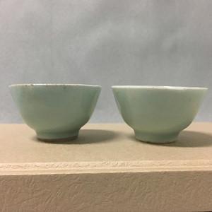 【联盟】清豆青好釉水小杯