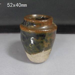 老酱釉小罐
