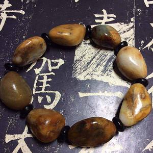 63克和田黄沁籽料原石