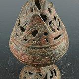 铜器香薰炉
